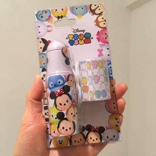 香港迪士尼Tsum Tsum迷你風扇 Hong Kong Disneyland Tsum Tsum mini fan