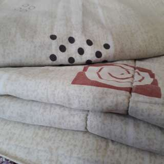 Set Seprei & Bed Cover