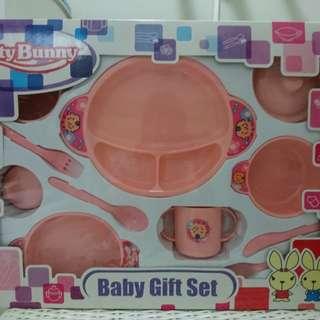 Baby Gift Set / Feeding Set / Mpasi / Perlengkapan Makan Bayi