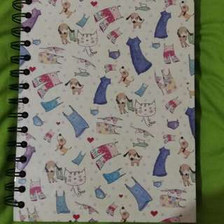 BUKU CATATAN (NOTEBOOK)