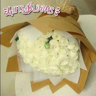 Flower Bouquet∕Hand Bouquet∕Birthday Bouquet∕Anniversary Bouquet∕Proposal Bouquet  - 2C4D9     199