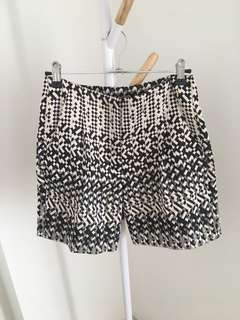 Thurley metallic shorts