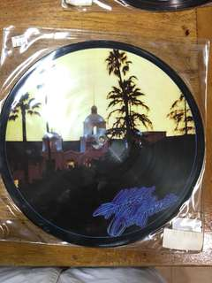 LP record - Limited Edition picture disc ( New and seal copy )