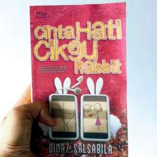 Cikgu Hati Cikgu Rabbit by Dinaz Salsabila
