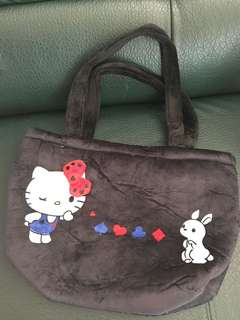 Hello Kitty 手挽袋 60%off