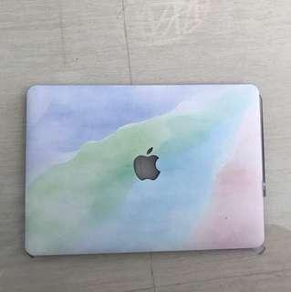 水彩 13吋Macbook Case