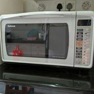 National Convection Microwave Oven
