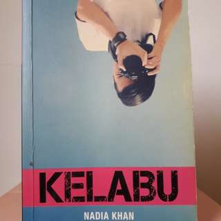 Novel Fixi: Kelabu