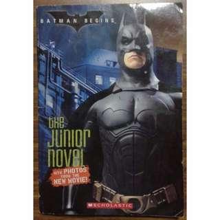 The Journey of the Bat (Batman Begins)