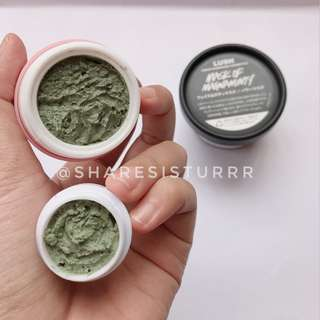 LUSH MASK OF MAGNAMINTY (share in jar)