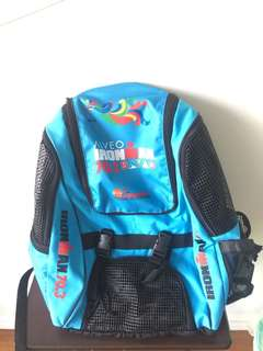 Davao Ironman 70.3 2018 Bag