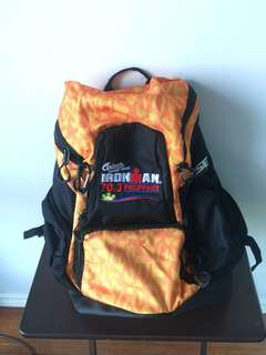 Cebu Ironman 70.3 2017 race bag