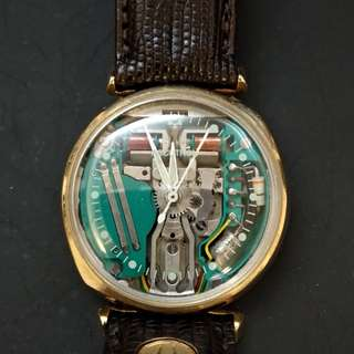 Boluva Accutron Spaceview 18K M0