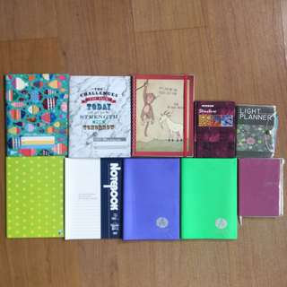 NOTEBOOK/EXERCISE BOOKS SALE