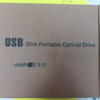 USB外置光碟盒