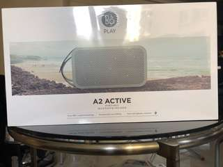 B&O A2 Active Portable Bluetooth Speaker