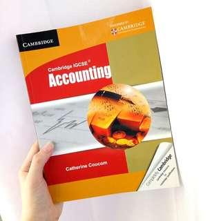 Igcse/O-level Accounting