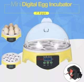 Digital Mini Egg Incubator