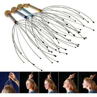 Bokoma scalp head massager