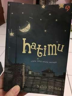 Novel Hatimu (Salsa Oktifa)