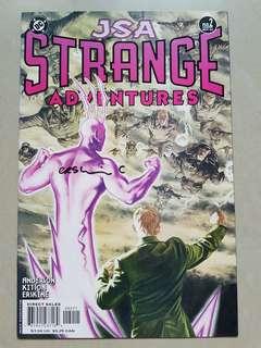 JSA: Strange Adventures #2