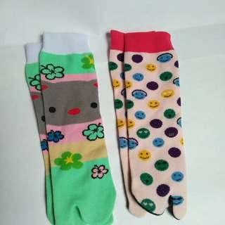 Paket Kaos kaki anak karakter 1