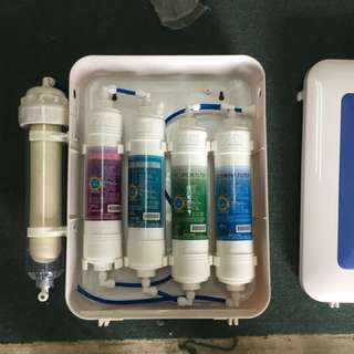 Korean Water Filter (4 - filter)