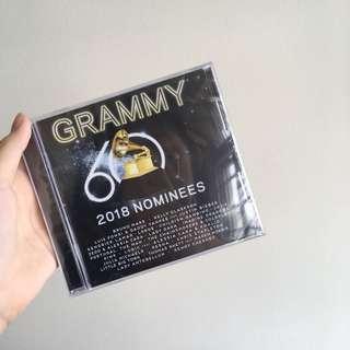 Grammy Nominees 2018 Album