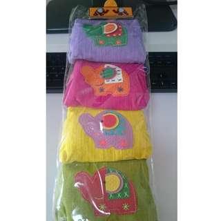 Elephant Handmade Purse Set