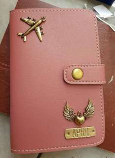 Personalized Passport Holders
