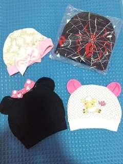 Baby Girl headbands/ beanies