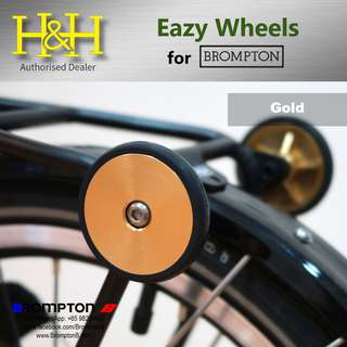 H&H Eazy Wheels (for Bromptons)