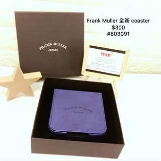 Frank Muller 全新 coaster
