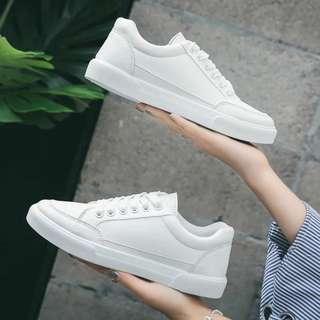 Little White Shoes