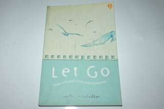 Novel Let Go - Windhy Puspitadewi