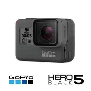 Cicilan/Cash Camera Action Go Pro Hero 5