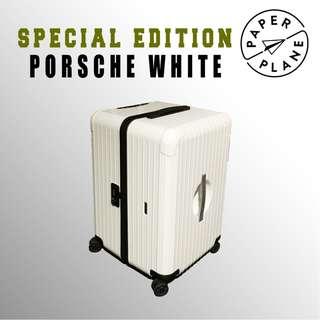 【PAPERPLANE】特別版 l RIMOWA x Porsche Series 822.90.228 行李箱 旅遊 旅行