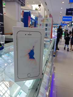 Iphone 6 32Gb resmi promo bunga 0%