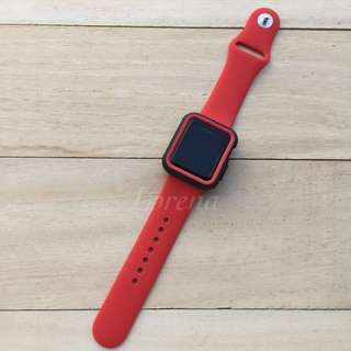 COMBO Strap & Bumper - Replacement Strap for Apple Watch