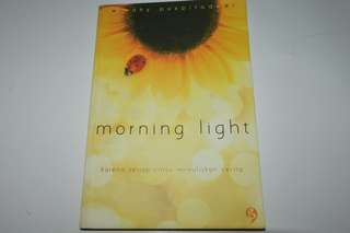 Novel Morning Light - Windhy Puspitadewi