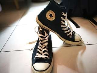 Original Converse High Cut