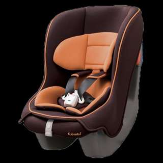 Used Combi Coccoro Brown Car Seat