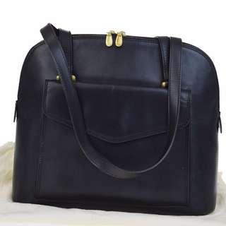 Vintage BALLY Logos Tote Shoulder Bag連塵袋