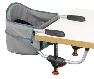 Chico Hook on travelling/ caddy chair. Portable high chair