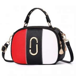 Tas import selempang marc jacobs