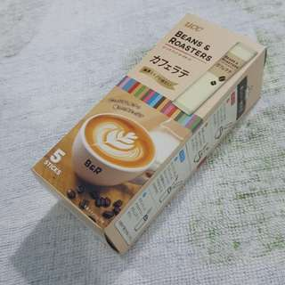 Legit Brand New With Box UCC Beans & Roasters Caffe Latte