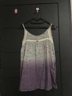 Preloved Purple Top
