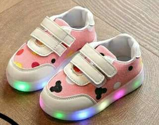 Kid Led shoes