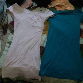 Dress or long top