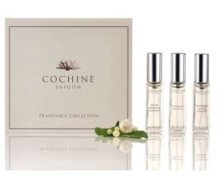 Cochine mini fragrance set